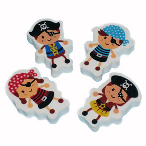 Piraten-Radiergummi