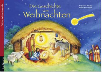 2. Traditionell: Die Weihnachtsgeschichte als Adventskalender