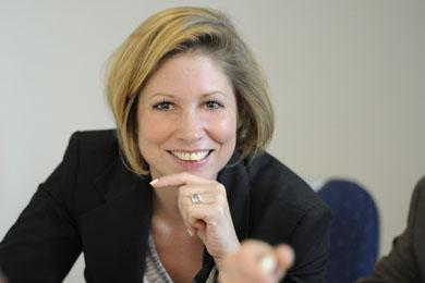 Expertin Franziska Ferber
