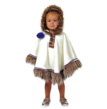 Eskimo-Baby-Cape