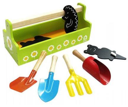 Gartenwerkzeug-Set von House of Toys