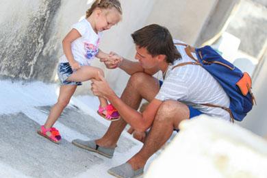 Kind gesund Urlaub