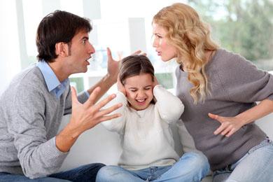 Gründe für Elternstreit
