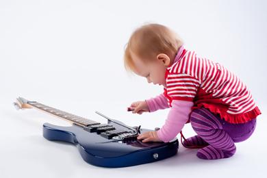 Baby-Gitarre-Teaser