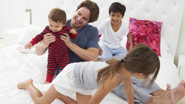 10. Drei kleine Kinder