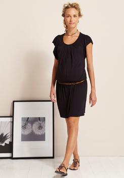 Stillkleid aus Stretch-Jersey von Colline