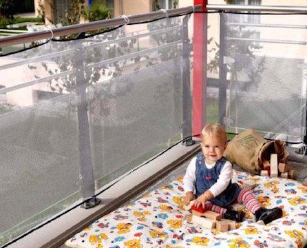 Balkonschutz von Windeln.de