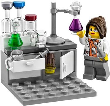 Weibliche Wissenschaft