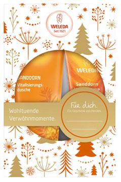 Sanddorn Geschenkset von Weleda