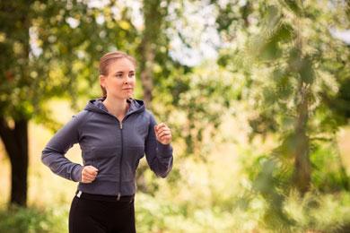 4. Sport macht den Kopf frei