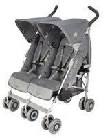 Maclaren Zwillingsbuggy Twin Techno