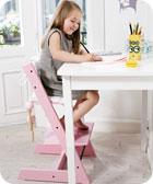 kinderhochst hle sitzen wie die gro en. Black Bedroom Furniture Sets. Home Design Ideas