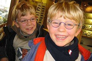 Brillenkinder Andrea privat