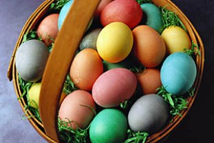 Oster Eier Koerbchen