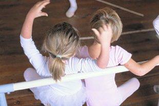 Kinder Ballett