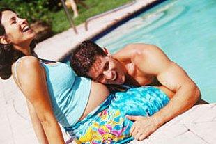 schwanger im Urlaub
