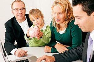 Familie Geld anlegen