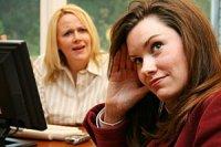 Frauen Buero Konflikt