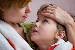 Mutter krankes Kind iStock IB