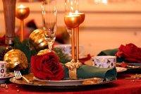 Tisch festlich panther Meseritsch Herby