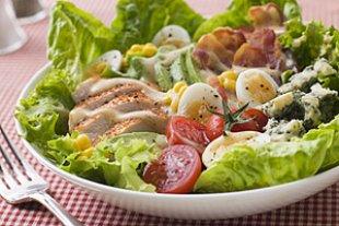 Salat Putenbrust panther Monkeybusiness Images