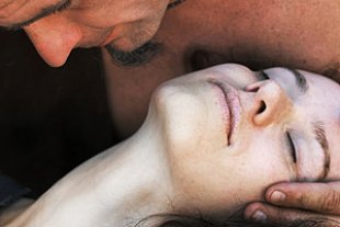 Mann Frau Sex riechen