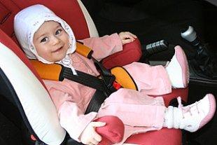 Kind Autositz