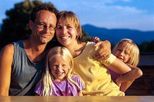 Familie harmonisch