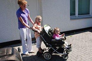 Kinderwagentest Stiftung Warentest