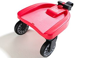 Lascal Limited KiddyBoard Maxi red