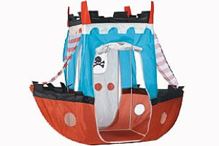 Spielezelt Piratenschiff kinderbutt