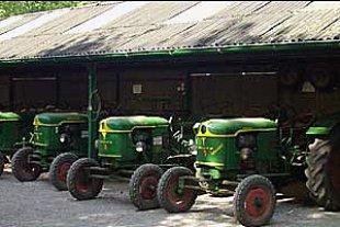 Traktorenmuseum