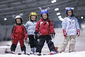 Kinder Skihalle Neuss allrounder