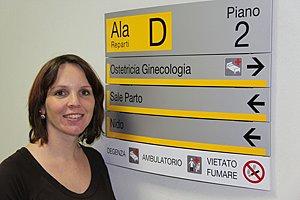 Julia Rubin im Krankenhaus Teil5