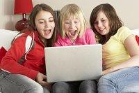 Computer Kinder Sicher Surfen