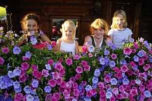 Chiemgau Bauernhof Kinder