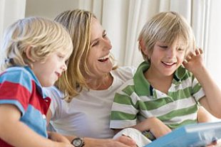 Mutter Kinder gerechte Erziehung