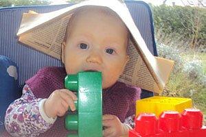 Baby-Tagebuch Antonia Teil drei