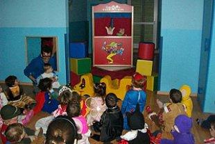 Italienisches Familienleben Kinderbetreuung