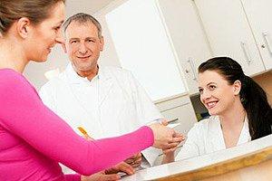 Krebsvorsorge Untersuchung Termin
