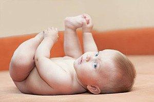 Baby Leistenbruch erkennen