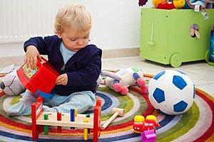 Kind Spielzeug Konsum
