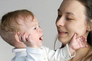 Mutter Baby Kommunikation