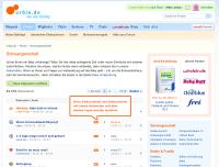 Forum 2.0 - Kategorieseite