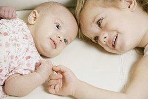 Geschwister Abstand Durchschnitt