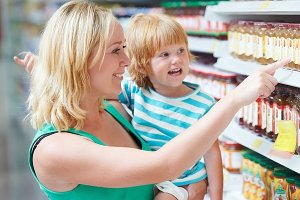 Lebensmittel EU Kennzeichnung