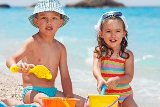 Urlaub Kinder Reisepass