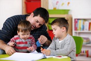 Erzieher Kindergarten