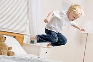 Stressfrei wohnen Kinder