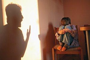 Kind Angst Gewalt